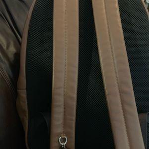 Coach Bags - Coach Charles Backpack Navy stripe